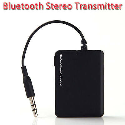 3.5mm Bluetooth Transmitter Audio Transmitter Adapter A2DP for TV iPod MP3 PC