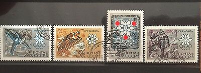 1967 Russian Stamps SG3459 ... Used (16)