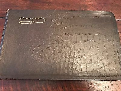 1920s Girl to Young Wife Photo Album Louisville KY Travel Niagra Falls NY 190+