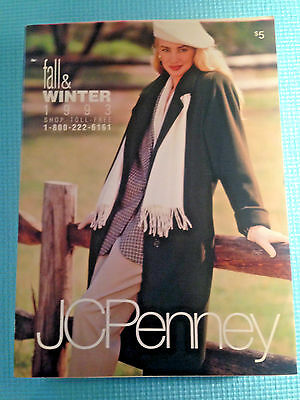 Jcpenney Department Store Vtg Catalog 1487 Pages Fall/winter 1993