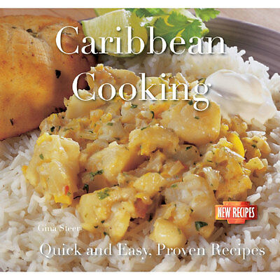 Caribbean Cooking - Quick And Easy Recipes (Paperback), Books, Brand New