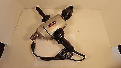 """New Old Stock 1/2"""" CRAFTSMAN #315.11491 Heavy Duty D-Handle Reversible Drill"""