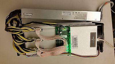 Bitmain Antminer T9 bitcoin Miner  11.5TH  with power supply