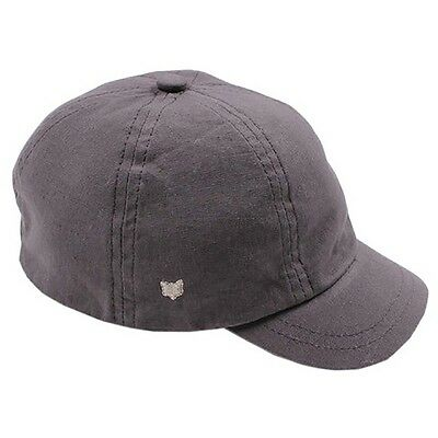 New  Baby Boys baseball cap – rhino brown