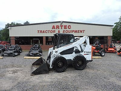2011 Bobcat S650 Multi Terrain Loader - Caterpillar - Very Good Condition