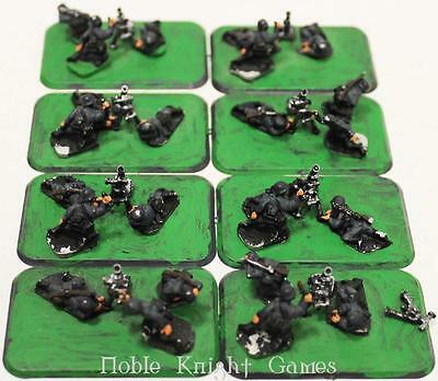Battlefront FoW WWII German 15mm Loose German Mortar Platoon Collection #6 NM