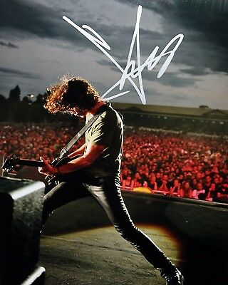 Chris Cornell Soundgarden Autographed 8x10 Signed Photo Reprint