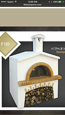 Brick Pizza Oven Top Quality Made With Pride In Greece