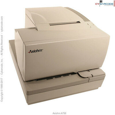 Axiohm A758 Dual Printer - New (old stock)