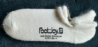 Vintage Orlon Socks Foot Joy No Pom Pom Socks Golf Socks VTG Socks