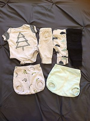 Cotton On Baby Clothing - Leggings - Onsie - Pilchers - Newborn - Exc Used Cond