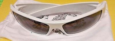 Sunglasses with 1800 Tequila on them.