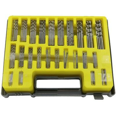 Mini Micro HSS Power High Speed Steel Drill Bit Twist Kits 150Pcs/Sets 0.4-3.2mm