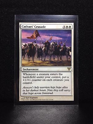 Magic: The Gathering - Carthars' Crusade - Avacyn Restored - MTG