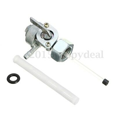 Fuel Shut Tank Tap Petcock ON/Off  Valve Switch Engine Generator For Honda