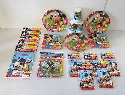 Mickey Mouse - Disney Party Decorations & Tableware - Create Your Own Pack