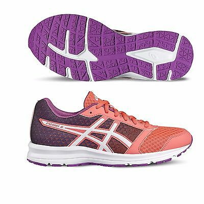 Asics Patriot 8 Women's Pink White Orchid Running Shoes Size UK 5 & 6 T669N-2001