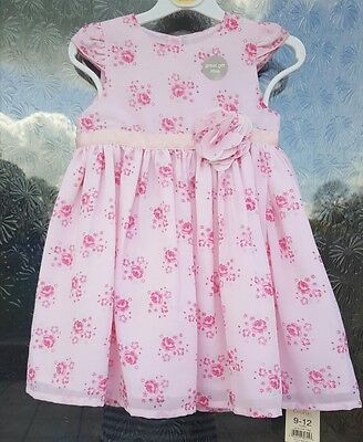 BNWT 9-12 summer dress with pants party wedding