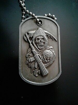 Sons of Anarchy Chain and Dogtag