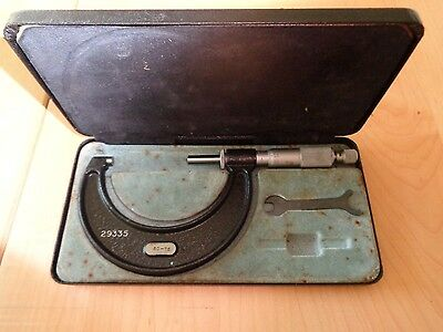 Moore & Wright No. 966MB 50 - 75mm - As Photo