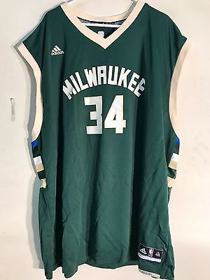 NBA Milwaukee Bucks Giannis Antetokounmpo Basketball Shirt Jersey Vest