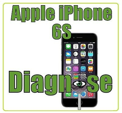 Apple iPhone 6S - Diagnose Wasserschaden Platine Software Handy Reparatur
