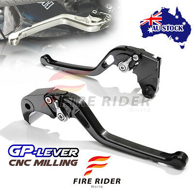 Fit Yamaha TMAX500 01-07 03 04 05 06 CNC LBT GP Long Front Rear Brake Levers