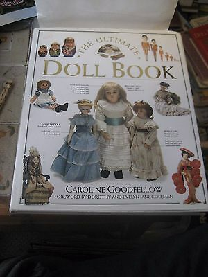 The Ultimate Doll Reference Book By Caroline Goodfellow