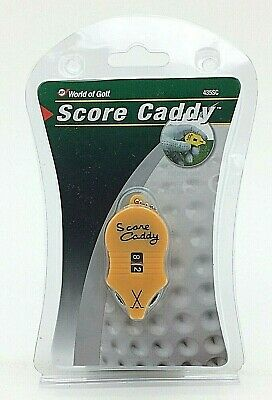 Score Caddy by World of Golf