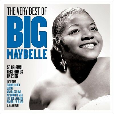 Big Maybelle - The Very Best Of [Greatest Hits] 2CD NEW/SEALED