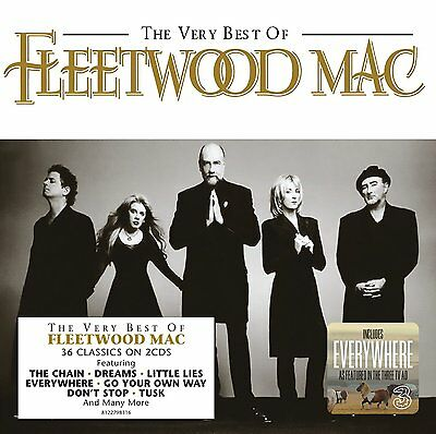 Fleetwood Mac - The Very Best Of [Greatest Hits] 2CD NEW/SEALED