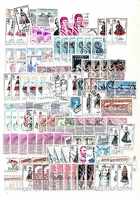 Spain Collection Of Used Stamps Lot 3