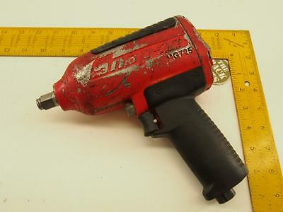"Snap On MG725, 1/2"" Drive Heavy Duty Magnesium Impact Wrench USA Aircraft Tool"