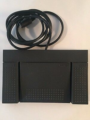 Olympus (RS23) Foot Switch Optical Foot Pedal Dictation Transcriber - Free Ship!