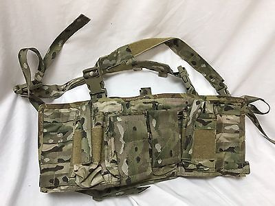 Pig SKD UCR Eagle Industries MPCR Multi-Purpose MOLLE Chest Rig Multicam Crye