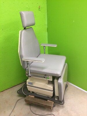 MTI Podiatry Power Exam Chair Procedue Power Exam Table with Foot Switch
