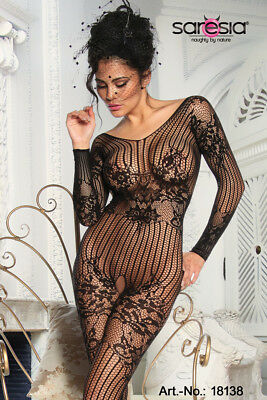 Bodystocking ouvert Sexy Bodystocking Catsuit Fetisch Swinger OUVERT