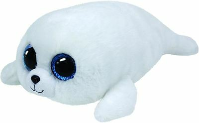 Icy Seal - Ty Beanie Boos 6 inch - TY Boo Plush Teddy - Brand New Soft Toys