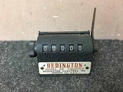 Vintage REDINGTON  Mechanical Counter ~ Model AR