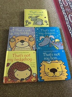 'That's Not My' Books - Bundle Of 5