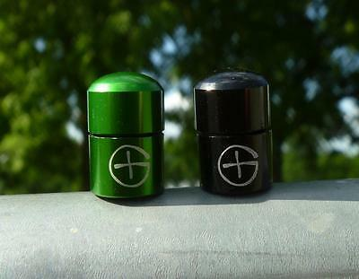2 Pack Tiny Bison Tube Geocaching Containers