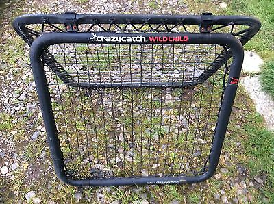 CRICKET WILDCHILD CRAZY CATCH Cricket Rebound Net See Photographs Description