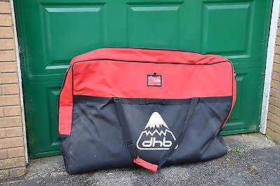 DHB bike transport bag