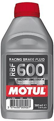 Motul Brake Fluid RBF 600 FL 0.500L/500ml