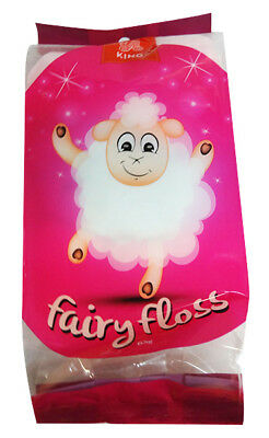 The Fairy Floss King - Multicolour Fairy Floss (65g bag)