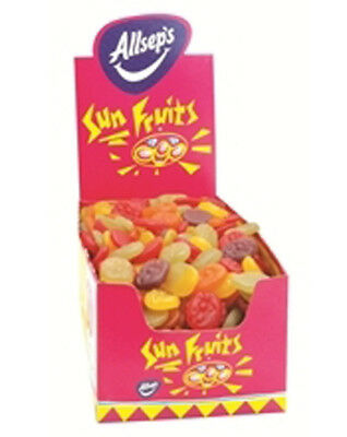 Allseps Sunfruits - Faces (285 pc display box)