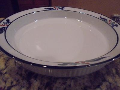 Dansk Bistro Maribo Quiche Pan/baking Dish Excellent Condition~Low Fast Shipping