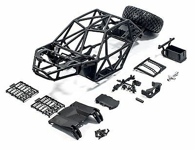 AXIAL RR10 1/10 BOMBER Body tube cage chassis battery receiver trays + wheel