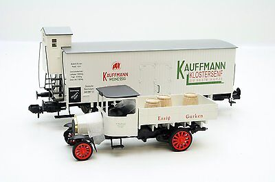 Märklin 58311 Museum Vehicle 1997 Kaufmann 1 Gauge Original Box