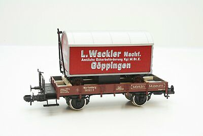 Märklin 58363 Museum Vehicle 1998 Tamudo 1 Gauge Original Box